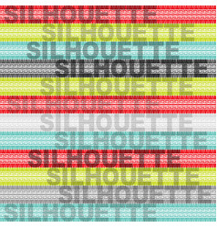 tires color transparency with text vector image