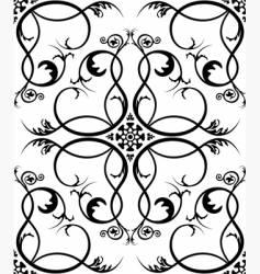 Renaissance wallpaper vector image