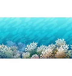 Coral Reef Pattern vector