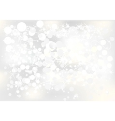 silver background for cards vector image vector image