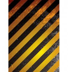 alert warning vector image