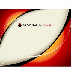 frame abstract background vector image