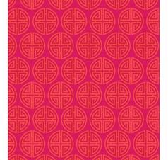 Oriental wallpaper vector image