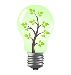 power tree vector image vector image