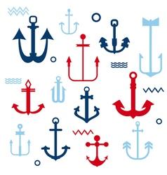 Various anchor collection vector