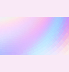 Abstract holographic background vector