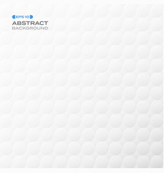 abstract of round gray pattern background vector image