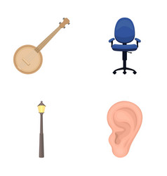 business medicine concert and other web icon in vector image