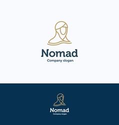Nomad logo vector