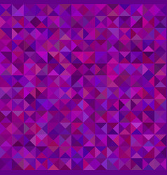 triangle mosaic pattern background - graphic vector image