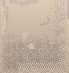 Faded background vector