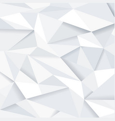 abstract geometrical background polygonal design vector image