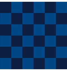 Blue Sea Chess Board Background vector image