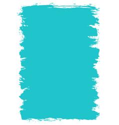 Brushstroke texture paint background vector