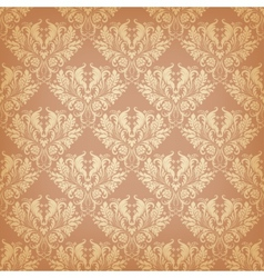 seamless background in vintage style vector image