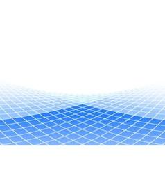 quadratic background vector image vector image