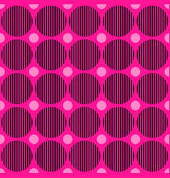 Abstract circle pattern design background vector