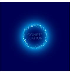 Constellation logo vector