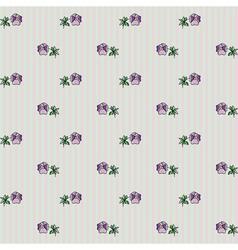 Floral Pattern 9 vector image