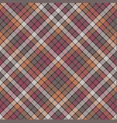 mosaic tartan check plaid seamless pattern vector image