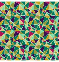 Origami seamless abstract background vector