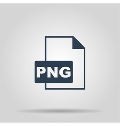 PNG Icon concept for design vector image