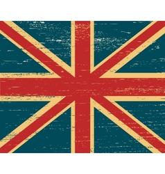 Shabbritish flag vector