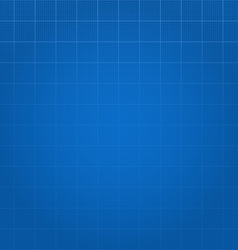 Blueprint paper background vector image