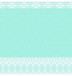 Pattern borders vector image vector image