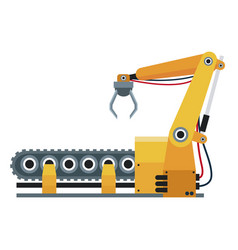 Computer controlled automated manufacturing vector