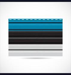 Estonia siding produce company icon vector image vector image