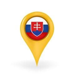 Location Slovakia vector