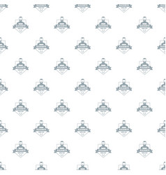Metalwork pattern seamless vector