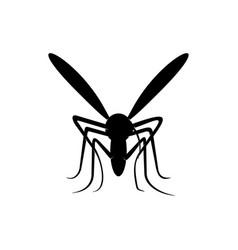 Mosquito logo design mosquito design template vector