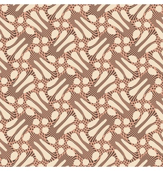 petals print vector image vector image
