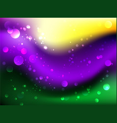 Abstract mardi gras background vector