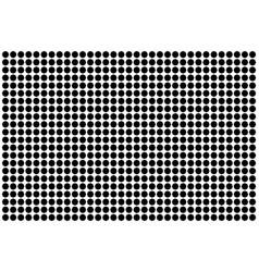 Dot octagon pattern background design vector