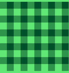 green plaid texture plaid pattern template for vector image