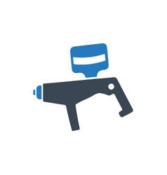 Sprayer icon vector
