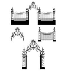 Portal style vector