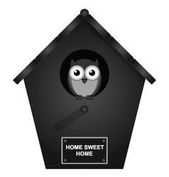 Birdhouse vector image vector image