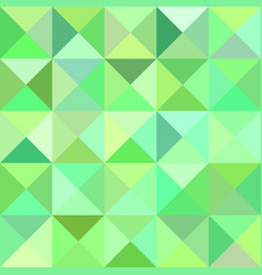 abstract triangle pyramid background - mosaic vector image vector image