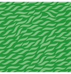 Wave seamless pattern background vector image