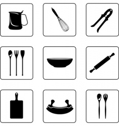 other kitchenware vector image vector image