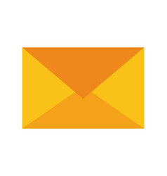email envelope message vector image