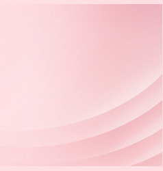 abstract pink background with curve lines smooth vector image vector image
