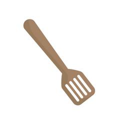 Spatula utensil icon vector