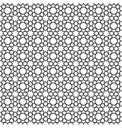 arabic geometric pattern geometric motifs vector image