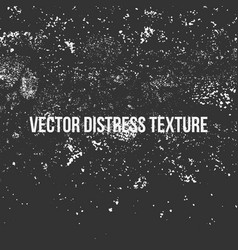 distress texture vector image