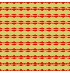 Strip of lozenges seamless pattern 7008 vector